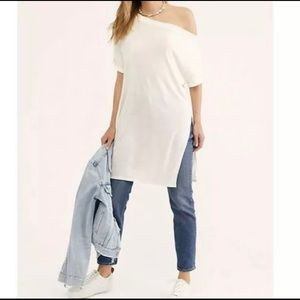 Free People take it easy tunic size small NWT